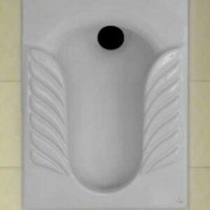 توالت زمینی گلسار